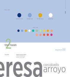 TERESA ARROYO CORCOBADO | WEBSITE | Laruinagrafica - Estudio creativo y poliédrico