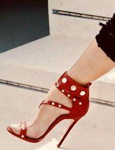 high heels – High Heels Daily Heels, stilettos and women's Shoes High Heels Stiletto, Red High Heels, Stilettos, Hot Shoes, Shoes Heels, Pumps, Heeled Sandals, Flats, Pretty Shoes