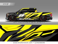 Abstract stripe racing background designs for wrap race car, pickup truk, rally, adventure vehicle. Joker Drawings, New Luxury Cars, Design Vector, Harley Softail, Truck Design, Car Painting, Car Wrap, Car Wallpapers, My Dream Car
