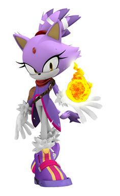 Blaze in Sonic Boom prediction. Blaze The Cat, one of the characters I'm really hoping to see in Sonic Boom. by https://www.facebook.com/pages/TheRealSonicFan/214612838598120