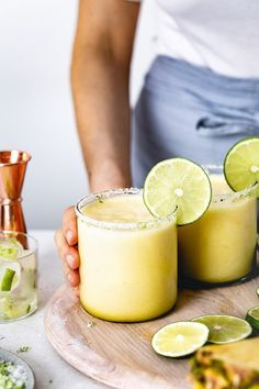 Frozen Pineapple Margarita recipe is just 5 ingredients and comes together . This Frozen Pineapple Margarita recipe is just 5 ingredients and comes together .This Frozen Pineapple Margarita recipe is just 5 ingredients and comes together . Pineapple Margarita, Frozen Pineapple, Pineapple Cocktail, Margarita Cocktail, Coconut Margarita, Pineapple Drinks, Margarita Glasses, Margarita Recipes, Cocktail Recipes