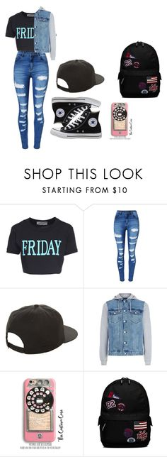 """Everyday"" by zialove16 ❤ liked on Polyvore featuring Alberta Ferretti, WithChic, Converse, NIKE, Samsung and Superdry"