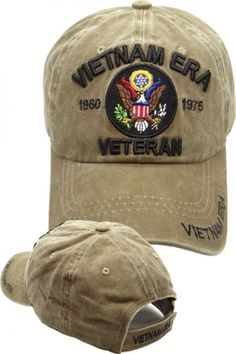 d83ce5d2944 View Buying Options For The Vietnam Era Veteran Washed Cotton Relaxed Mens  Cap