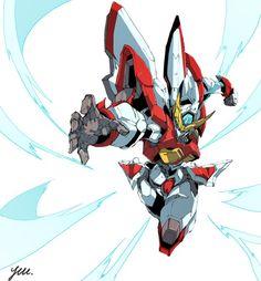 Mecha Suit, Gundam Custom Build, Cool Robots, Gundam Art, Mecha Anime, Mechanical Design, Robot Art, Gundam Model, Art Model