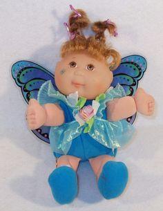 Xavier Roberts Cabbage Patch kids Garden Fairy doll 7