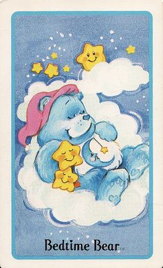 Him and the rainy care bear were my favorites. Care Bears Vintage, Bears Game, Good Night Sweet Dreams, Rainbow Brite, 80s Kids, Bear Art, Cute Wallpapers, Bedtime, Cartoon Characters