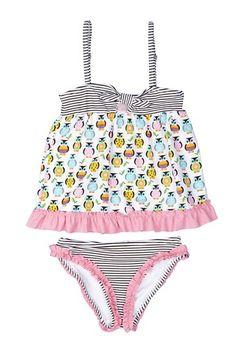 Paula Tankini by Beach Rays Kids Swim on @HauteLook
