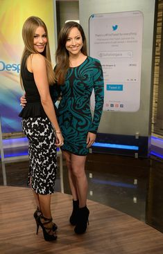 Sofia Vergara Photos: Stars Visit 'Despierta America'