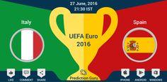 #Predict winning team and win #Cash  at  #Euro2016 #Esp #Ita #Bet #Football