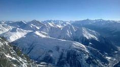 View of Monte Bianco!