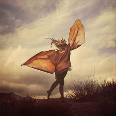 i will fly with my broken wings, they can still take me where I wish to be
