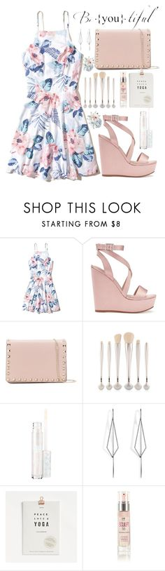 """""""style"""" by lena-volodivchyk ❤ liked on Polyvore featuring Hollister Co., Miss Selfridge, Valentino, My Little Pony and Diane Kordas"""