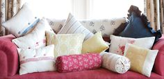 Linen and Cotton Cushions Archives - Kate Forman