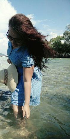 Sapi island #sabah #malaysia #ilovebeach #solotraveler #travel #beachgirl #beach