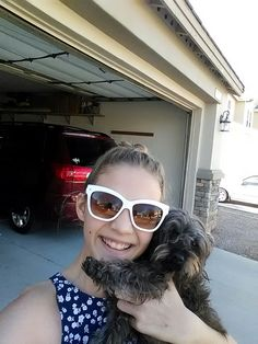 Me and my pup