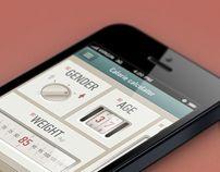 Medical Apps by Gabor Jutasi, via Behance