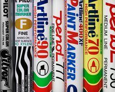 Patrik Lindell via Grain Edit Typography Logo, Graphic Design Typography, Graphic Design Illustration, Logos, Modern Graphic Design, Graphic Design Inspiration, Information Design, It Goes On, Permanent Marker