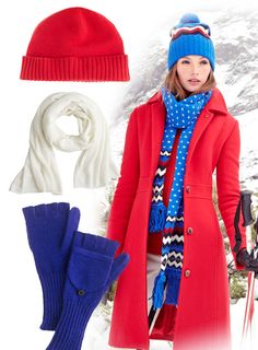 Après Ski clothes for staying stylish in the mountains