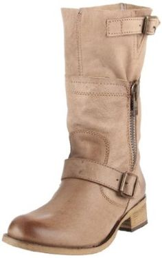 Amazon.com: Steven by Steve Madden Women's Deziary Boot: Shoes