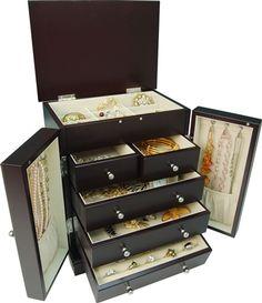 Natasha Jewelry Storage Solutions, Jewellery Storage, Jewelry Box, Online Shopping Canada, Watches Online, Java, Shoe Rack, Fashion Jewelry, Organization