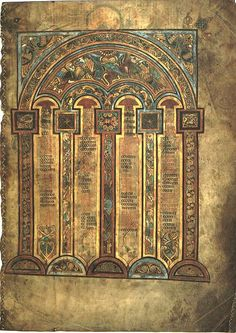 from the book of the kells
