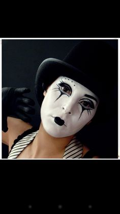 mime - Mime For Halloween