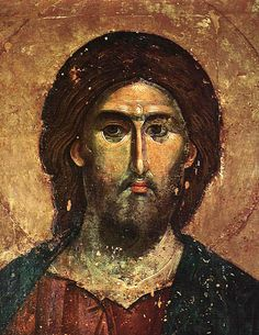 Ikonenmalerei - Christ the Redeemer / Icon painting Byzantine Icons, Byzantine Art, Religious Icons, Religious Art, Catholic Art, Christus Pantokrator, Religion, Christ The Redeemer, Sacred Art