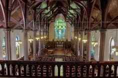 episcopal church  | Trinity Episcopal Church - Galveston. My childhood church! And school
