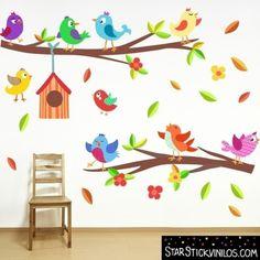 Cada habitación es un estilo y una personalidad; cada niño e…