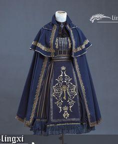 Aghatine (lolita-wardrobe: New Release: LingXi 【-Royal...)