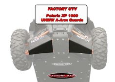 Factory UTV RZR XP 1000 a-arm guards offer the best in a-arm protection. Constructed from ultra tough and slippery UHMW these guards protects your a-arms from the off road abuse you love to put them through 1 set of 2 guards Polaris Off Road, Polaris Utv, Polaris Rzr Xp 1000, Side By Side Accessories, Utv Accessories, Arm Guard, Arm Armor, Arms, Plates