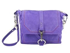 Lucy Bag in lilac suede. $175. Lucy Bag in purple leather. $175. If you are interested in purchasing this bag, or any other bag you see on this board, message me at info@madelinechadwick.com