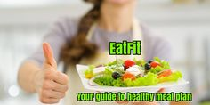 "#eatfit is guiding to your healthy meal plan for make you fit and healthy!! #HealthyMealPlan #Fit #Healthy #MealPlan #MealPlanner ""You are what you eat, so eatfit!"" Fresh meal plan Weight loss and so much more Delicious and nutritious."""