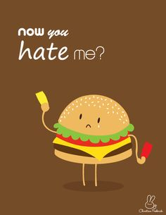 Now you HATE me? on Behance