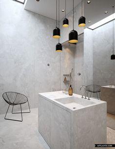 Bathroom : Island Vanity (Vasiliy Butenko)