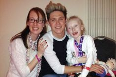 Since Everyone's so caught up in the Zouis drama, I seem to be the only one who noticed this.  Before the last show in Croker, Niall visited this little girl who has been very sick. She had kidney problems...  And niall took time to go visit her. AND then he raised 300 K for charity!!! You people need to get your act together.  This boy is a sweetheart and no one noticed. Nialls part of this band too. -Samantha>>>>>>FINALLY SOMONE WHO AGREES. ❤️ this post forever.