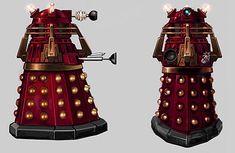Dalek Plans & Concept Art - The Daleks - The Doctor Who Site