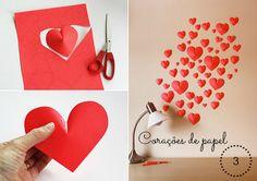 Não estou estudando: Ideias criativas - Dia dos namorados (parte 1)