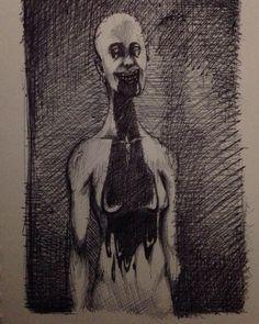 - Puke -  #art #drawing #illustration