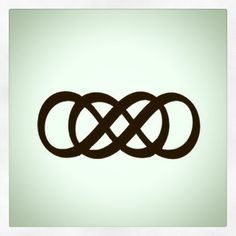 Infinity times infinity tattoo