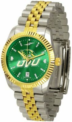 Utah Valley State (UVSC) Wolverines Executive AnoChrome Men's Watch by SunTime. $154.10. The ultimate Utah Valley State (UVSC) Wolverines fan's statement, our Executive timepiece offers men a classic, business-appropriate look. Features a 23KT gold-plated bezel, stainless steel case and date function. Secures to your wrist with a two-tone solid stainless steel band complete with safety clasp.The AnoChrome dial option increases the visual impact of any watch wit...