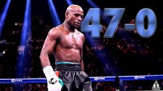Mayweather facing off against Pacquiao on May 2nd.