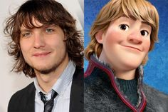 Scott Michael Foster to play Kristoff from Frozen in new OUAT