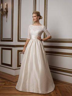 Brautkleid 8816 von Justin Alexander auf Ja.de