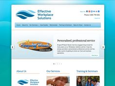 Effective Workplace Solutions - ewsolutions.com.au - new website - December 2013
