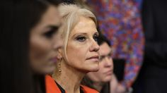 Kellyanne Conway's 'alternative facts' and Trump's threats to media outlets has readers clamoring for Orwell's dystopian novel.