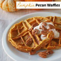... Waffles on Pinterest | Waffles, Pumpkin Waffles and Buttermilk Waffles