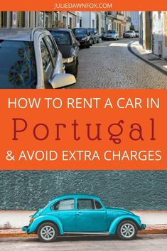 If you want to explore beyond Lisbon and Porto, your best bet is to rent a car in Portugal to give you full flexibility over where you go and when. Hiring a car in Portugal is fairly straightforward if you know what to watch out for. These insider car hire tips for Portugal will help you save money and avoid feeling ripped off by unanticipated charges when you collect your rental car.   Julie Dawn Fox in Portugal #portugal #rentacar #traveltips #carrental