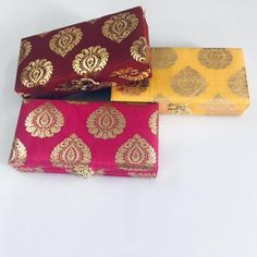 Excited to share this item from my shop: Indian Gift Box - Brocade Indian Wedding Return Favor - Cash Box - Jewelry Storage Box - Mehendi favor - Hindu Wedding - Christmas Gift Box Indian Wedding Gifts, Wedding Gift Bags, Big Fat Indian Wedding, Wedding Boxes, Diy Wedding, Wedding Plates, Wedding Ideas, Wedding Favours, Wedding Invitations