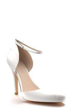 1d2c0b5c2c3 Shoes of Prey Ankle Strap d Orsay Pump (Women) On Shoes